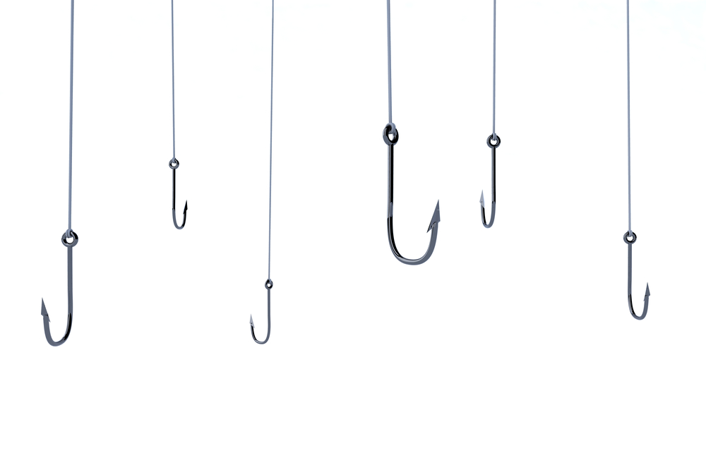 Hooks, Lines and Sinkers