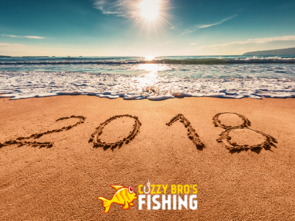 2018 fishing review