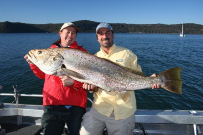 Mulloway, Trevally and Whiting